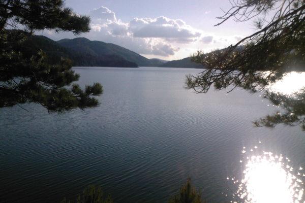 Lago Ampollino - Parco Nazionale della Sila